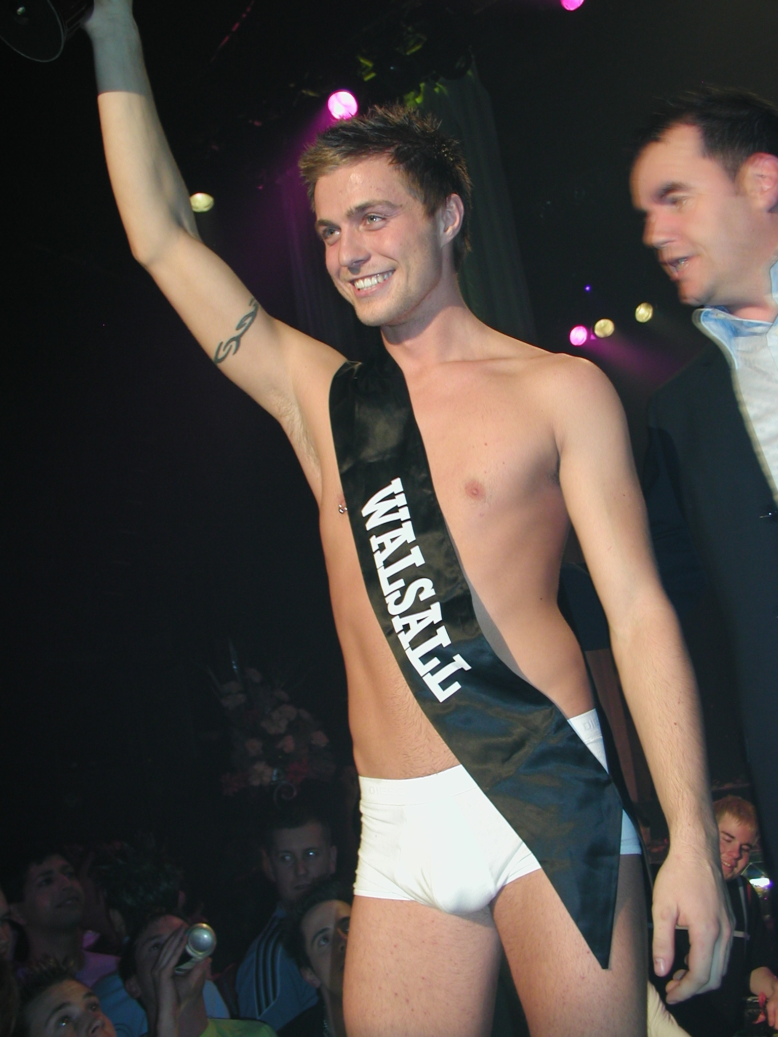 from Joey mark roberts mr gay uk 2004